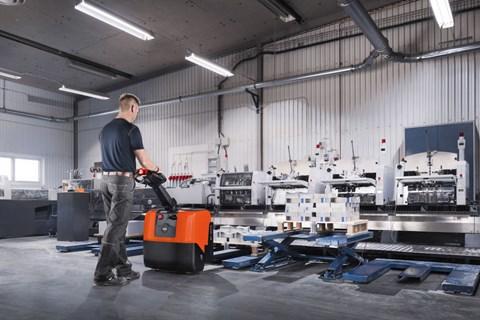 Toyota Material Handling: BT Levio 1.3t compatto