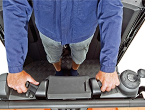 Adjustable controls