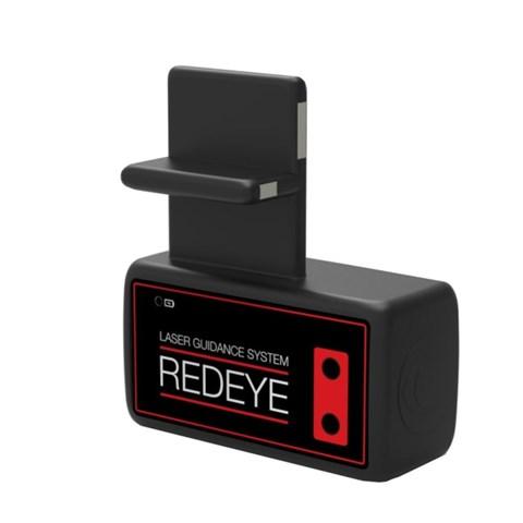 Redeye - Lasersikte til gaffeltruck