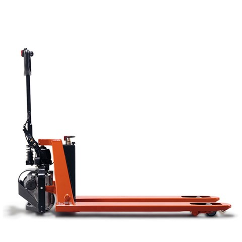 Toyota Material Handling: Transpallet manuale Prolifter motorizzato Ultra low_2