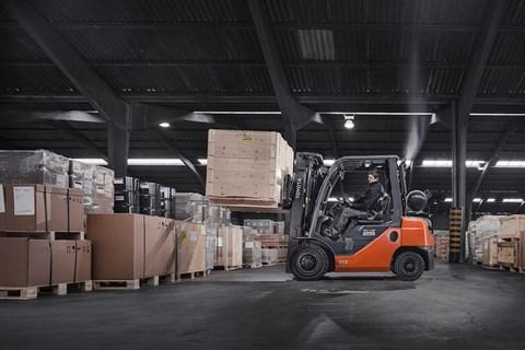 Toyota Material Handling: Toyota Tonero HST GPL 2.5t_1