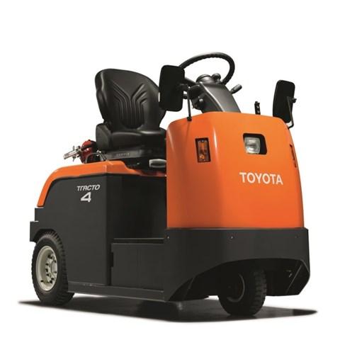 Toyota Tracto elektrisch 2 ton, inzittend