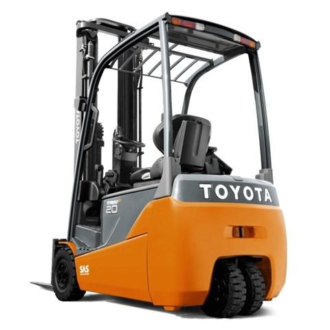 Toyota Traigo 48 2 tonnás, 3 kerekű