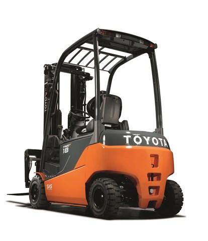 Toyota Traigo 48 Volt 1,8 ton 4-hjulet Eltruck